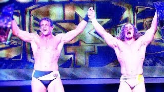 Highlights of the finals of to crown the first NXt Tag Team Champions: This Is NXT
