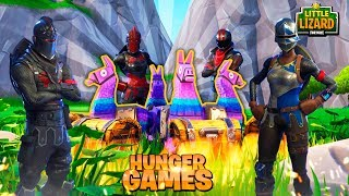 HUNGER GAMES in FORTNITE SEASON 7 - (Creative Custom Map)
