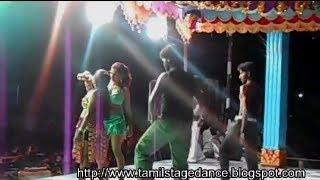 Hot record dance in tamilnadu   Tamil village dance new