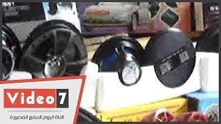 بالفيديو..بائع بـ«التوفيقية»: البياعين فى السوق بيغشوا فى إكسسوارات السيارات