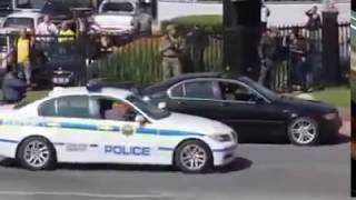 POLICE ACTION IN DURBAN WITH TACTICAL FORCE (HELICOPTER)