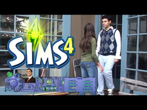 The Sims 4 Real Life