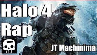Halo 4 Rap by JT Machinima