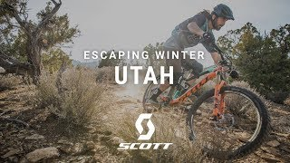 The BEST Winter MTB Destination? - Utah - Chasing Trail Ep. 18