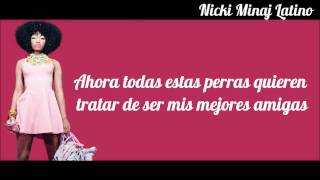 Nicki Minaj - My Chick Bad (Subtitulos En Español)