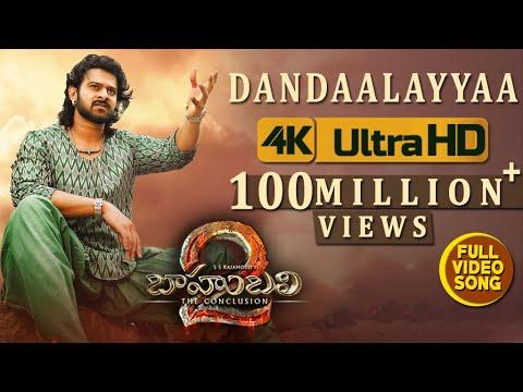 Dandaalayyaa Full Video Song - Baahubali 2 Video Songs | Prabhas, Anushka, Ramya Krishna