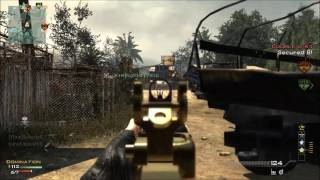 *2 men Party* Mw3 81 sec moab against snipers