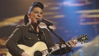Lucy Spraggan sings David Guetta's Titanium - Live Week 3 - The X Factor UK 2012
