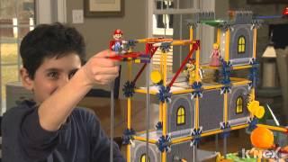 SUPER MARIO: Bowser's Castle Building Set by K'NEX
