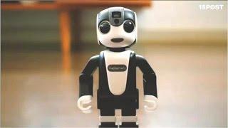 Este tierno amigo no es sólo un robot, también es un smartphone - 15 POST