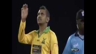 Sunil Narine Maiden Over In Super Over