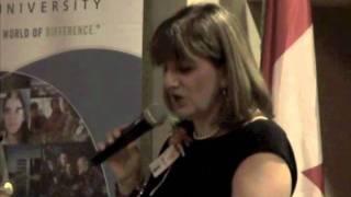 2011 Alumni Awards - Angela Asadoorian