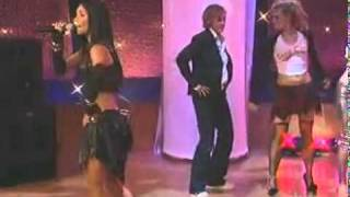 The Pussycat Dolls - Don't Cha (Live @ Ellen)