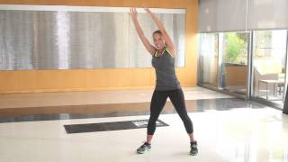 Herbalife Montreal Ind. Member C. Arthur-Quick Workout by Samantha Clayton