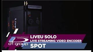 LiveU SOLO , Live Streaming Video Encoder