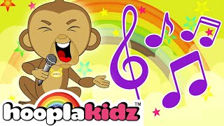 Top 20 Kids Music Songs For Toddlers Dancing and Singing - HooplaKidz