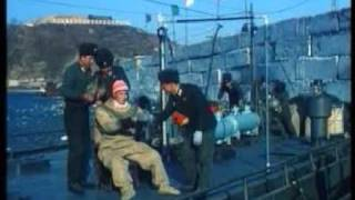 Song of the Korean divers