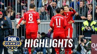 90 in 90: Bayern Munich vs. VfL Wolfsburg | 2019 Bundesliga Highlights