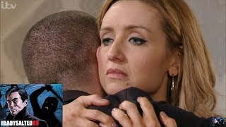 Coronation Street - Eva Tells Aidan She's Pregnant