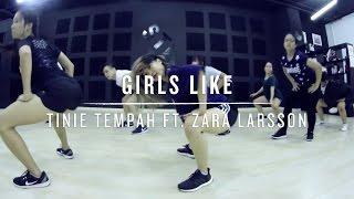 Girls Like (Tinie Tempah ft. Zara Larsson) | Step Choreography (Tuesday Class)