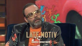 "LATE MOTIV - Bob Pop. ""A leftish ofender""  | #LateMotiv461"