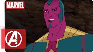 Avengers - Secret Wars: Vision | Marvel HQ Deutschland