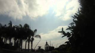 Weird noise in the sky in Los angeles California august 15th 2015 Loudest invisible airplane