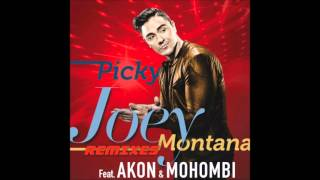 Joey Montana  Picky Remix (Ft  Akon & Mohombi)  audio oficial