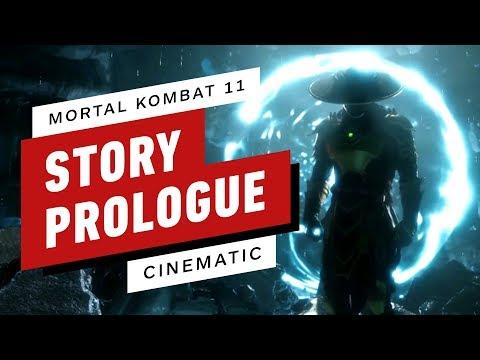 Xxx Mp4 Mortal Kombat 11 Story Prologue Cinematic 3gp Sex
