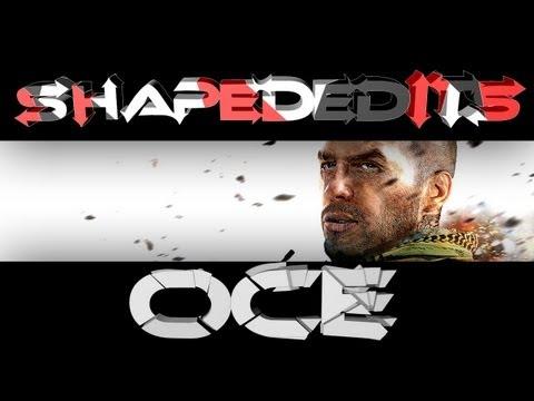 ShapedEdits Presents - OCE #1