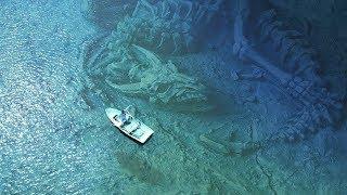 لن تصدق ما ستراه عينيك  .. !! , 10 اشياء غريبة وُجِدَتْ في اعماق البحار  ...