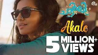 Charlie | Akale Song Video| Dulquer Salmaan, Parvathy | Official