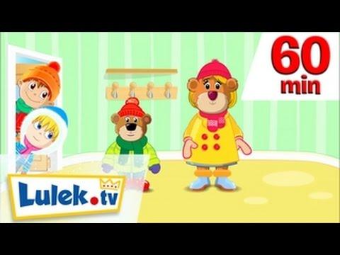 Misiu ubierz się I ZESTAW 60 minut dla dzieci I Lulek.tv