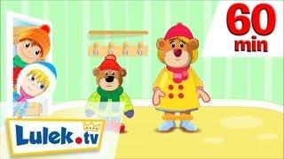 Misiu, ubierz się! I ZESTAW 60 minut dla dzieci I Lulek.tv