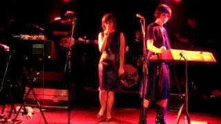 Ladytron - Fighting In Built Up Areas - Live - Aberdeen 2008