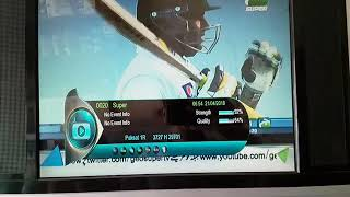 bilkul free GeoNews shifted to new Satellite PAKSAT 1R at 38.0 Degree East Geo Network New Frequency