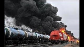 Train Crash Compilation Part 3