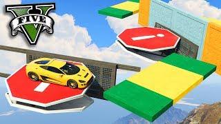 GTA V Online: PARKOUR com o NOVO SUPER XA-21!