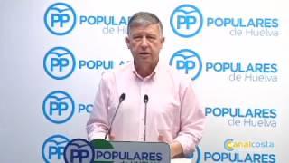 Romero da el pésame al PSOE por el fallecimiento de Carme Chacón
