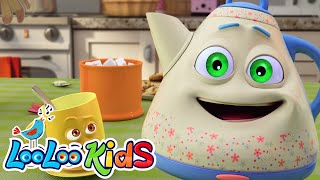 I`m a Little Teapot - Great Songs for Children | LooLoo Kids