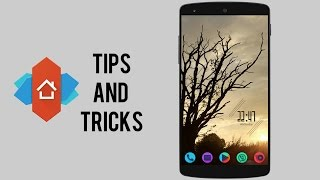 Nova Launcher Tips And Tricks 2017 - You Must Try
