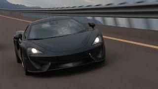 The McLaren 570s is Pure Adrenaline