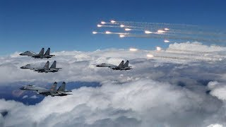 PLA Air Force promotional video gone viral in China