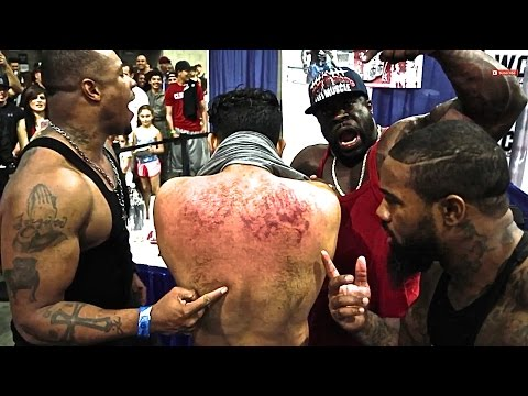 Xxx Mp4 BEAST OR BITCH Kali Muscle Thai The Beast SLAP CITY Kali Muscle 3gp Sex