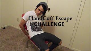 Handcuff Escape Challenge