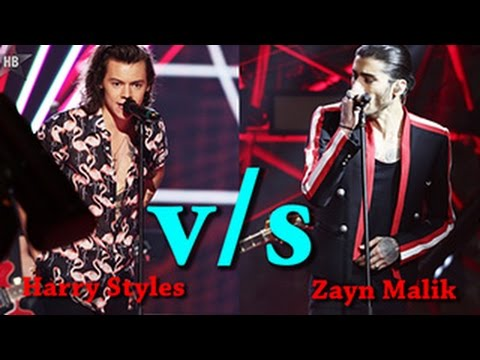 Harry Styles vs Zayn Malik