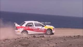 Rallye Tierra Antigua 2016