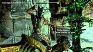 Skyrim - House of Horrors Made Me a Terrible Person - Part 78 Master Difficulty