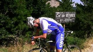Climbing Col de Pennes (HD)