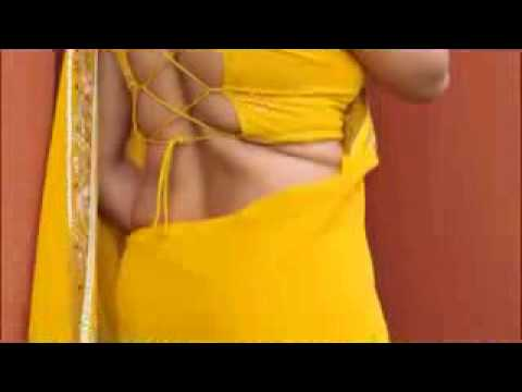 Big boob south indian aunty h@t saree fall clip2